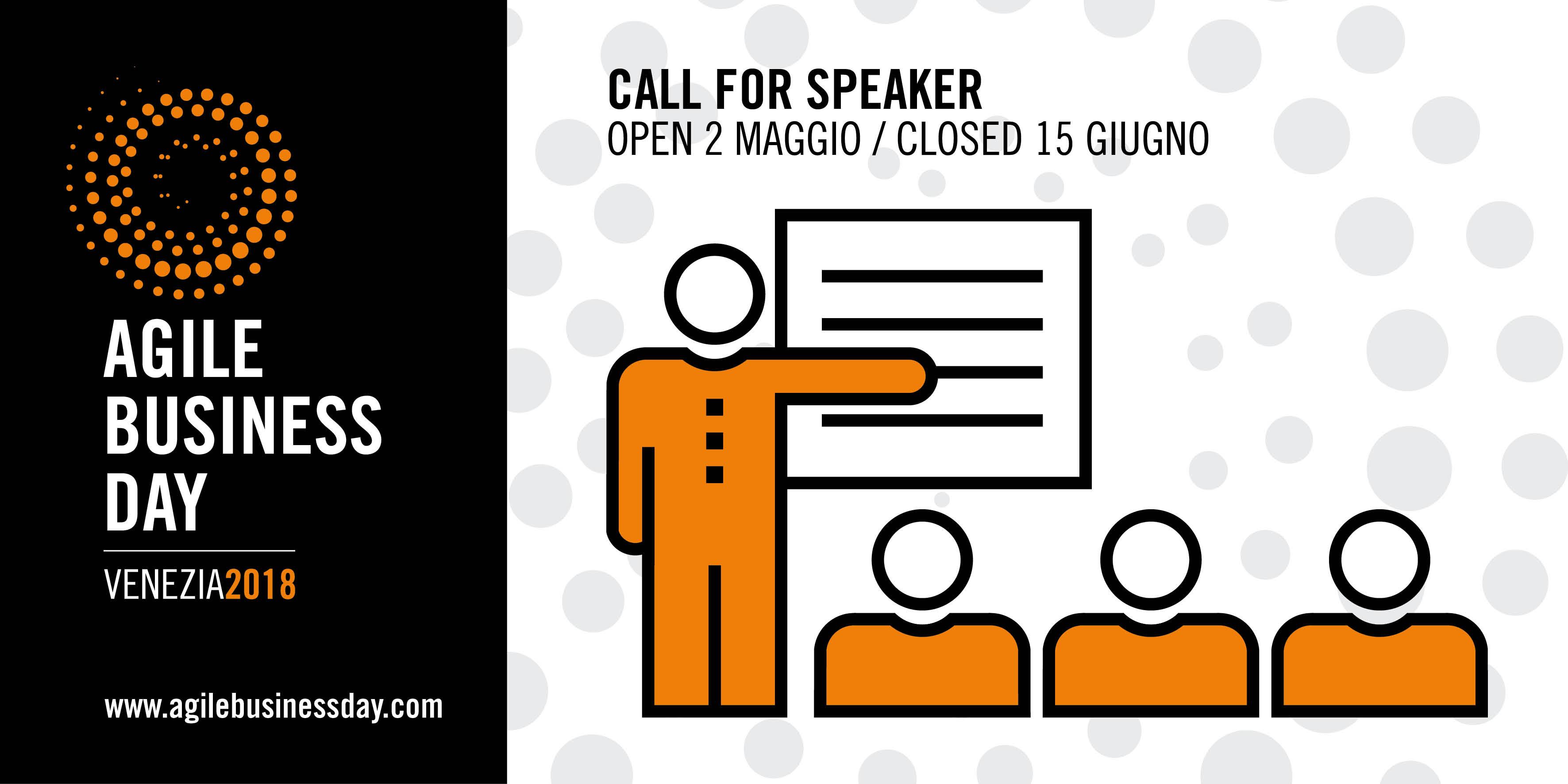 call for speaker