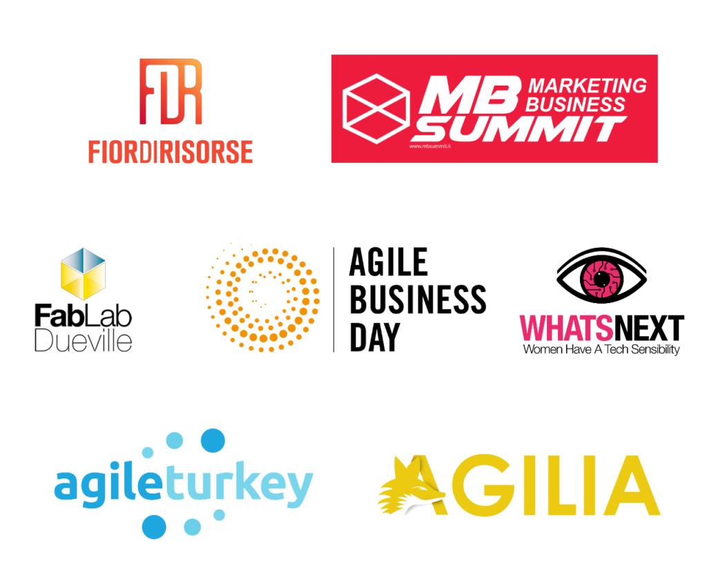 agile business day media partnership logo