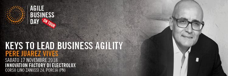 KEYS TO LEAD BUSINESS AGILITY – ABDonTour #02