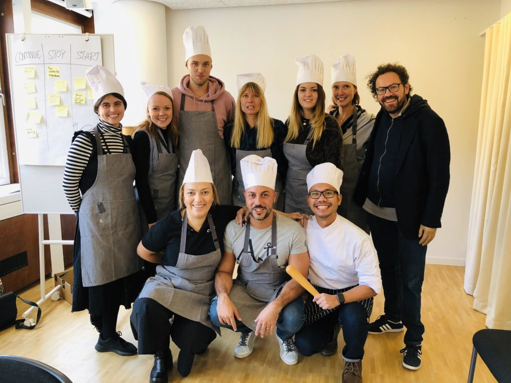 Agile Cooking – Deepening Workshops