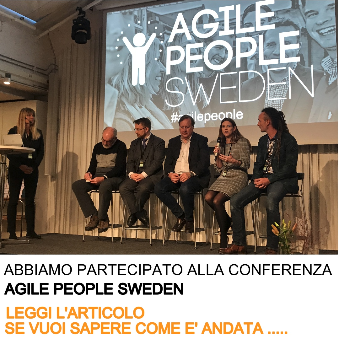 Agile People Sweden 2018 Conference