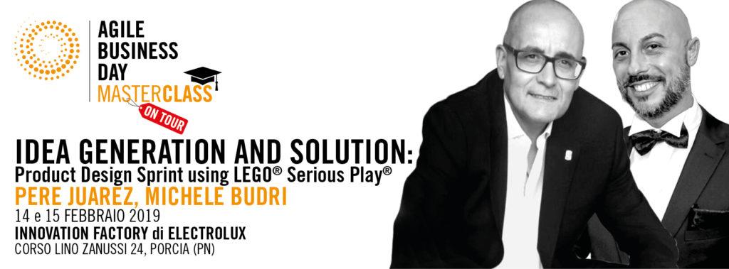 Idea generation & Solution – ABDMasterclass onTour #1