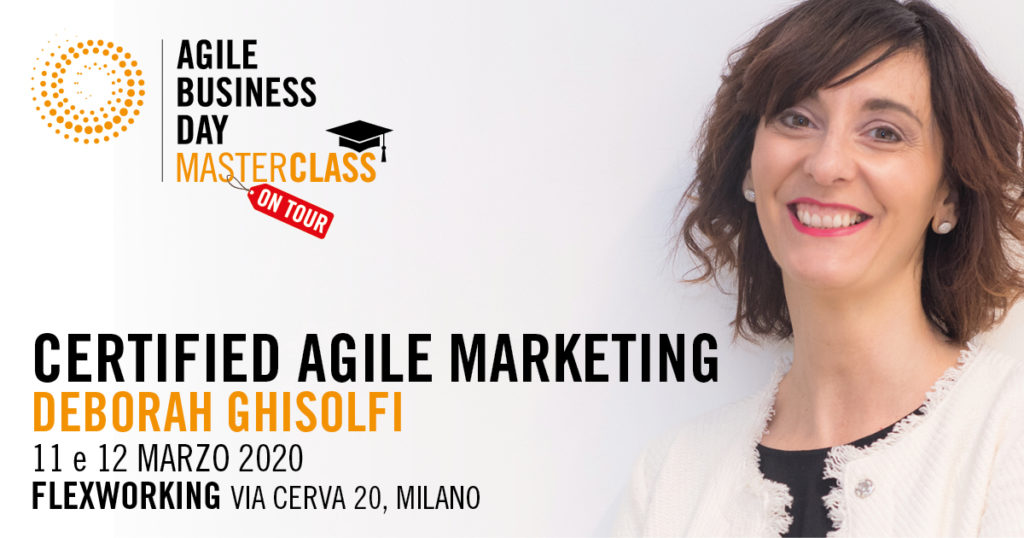 Certified Agile Marketing #07