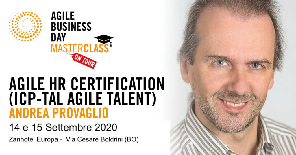 AGILE HR CERTIFICATION