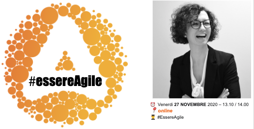 👨🎓 #EssereAgile: Chiara Danese