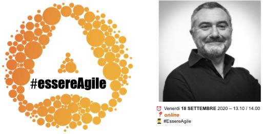 👨🎓 #EssereAgile: Massimo Sarti