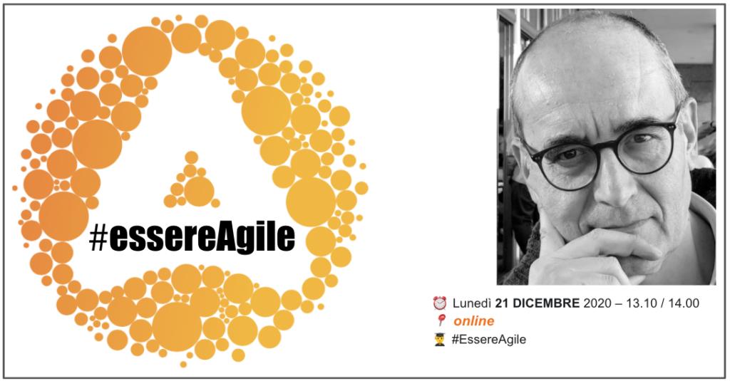 👨🎓 #EssereAgile: Pere Juarez