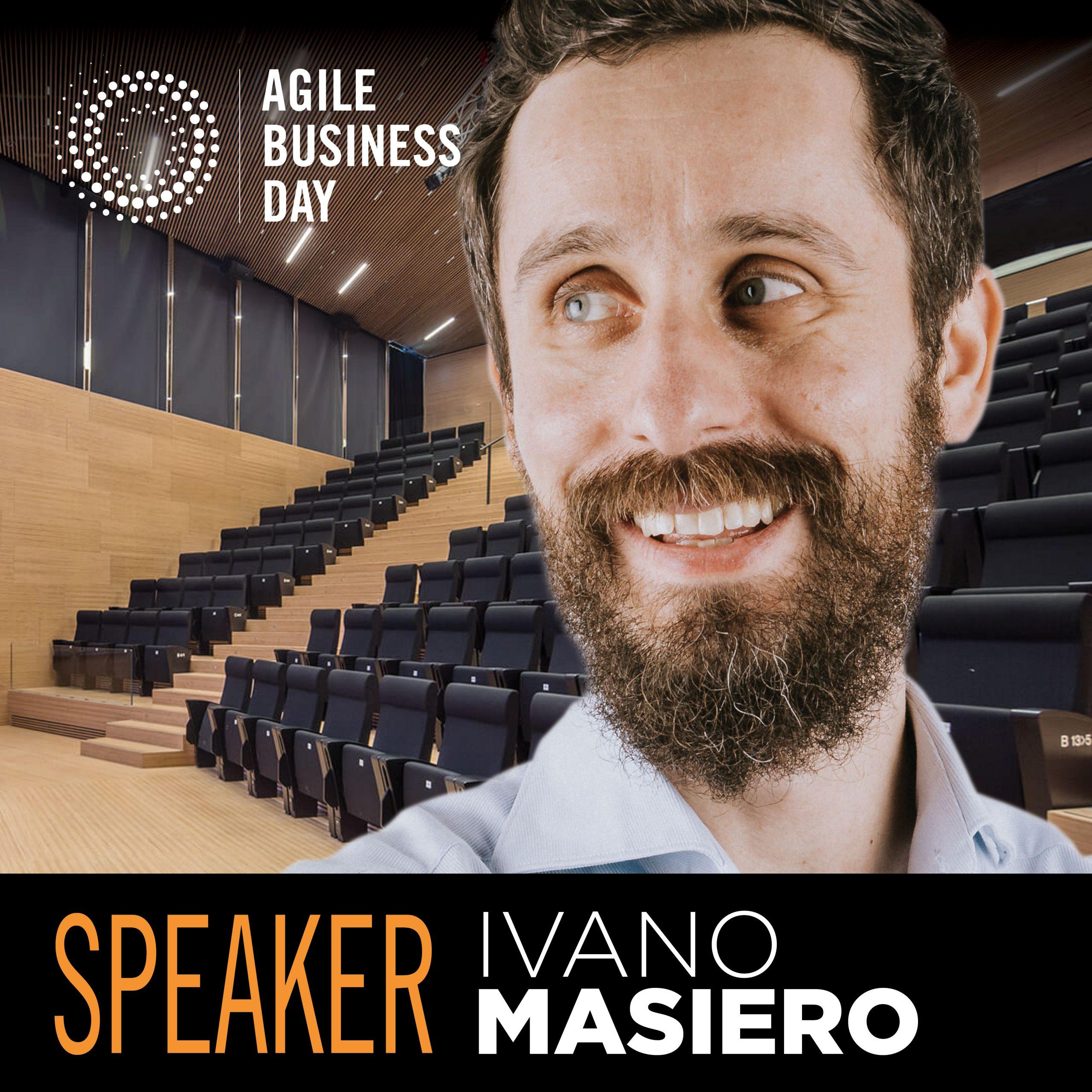 #ABD21 - Ivano Masiero