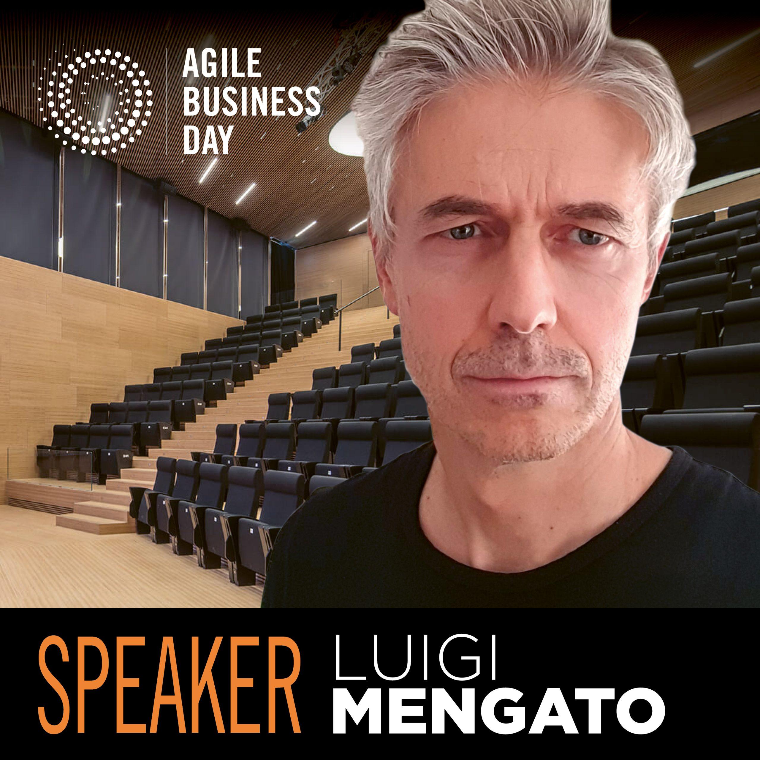 #ABD21 - Luigi Mengato