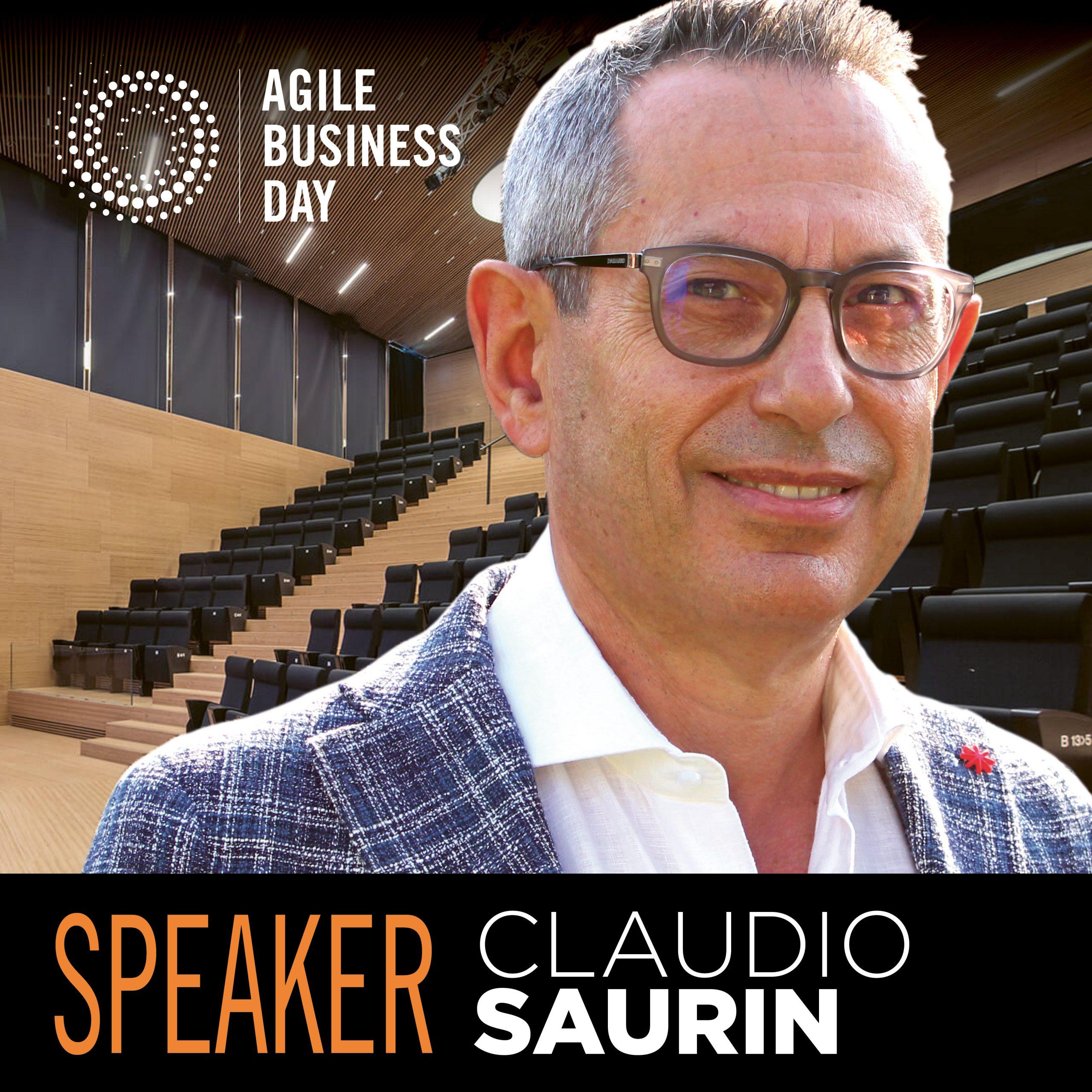 #ABD21 - Claudio Saurin
