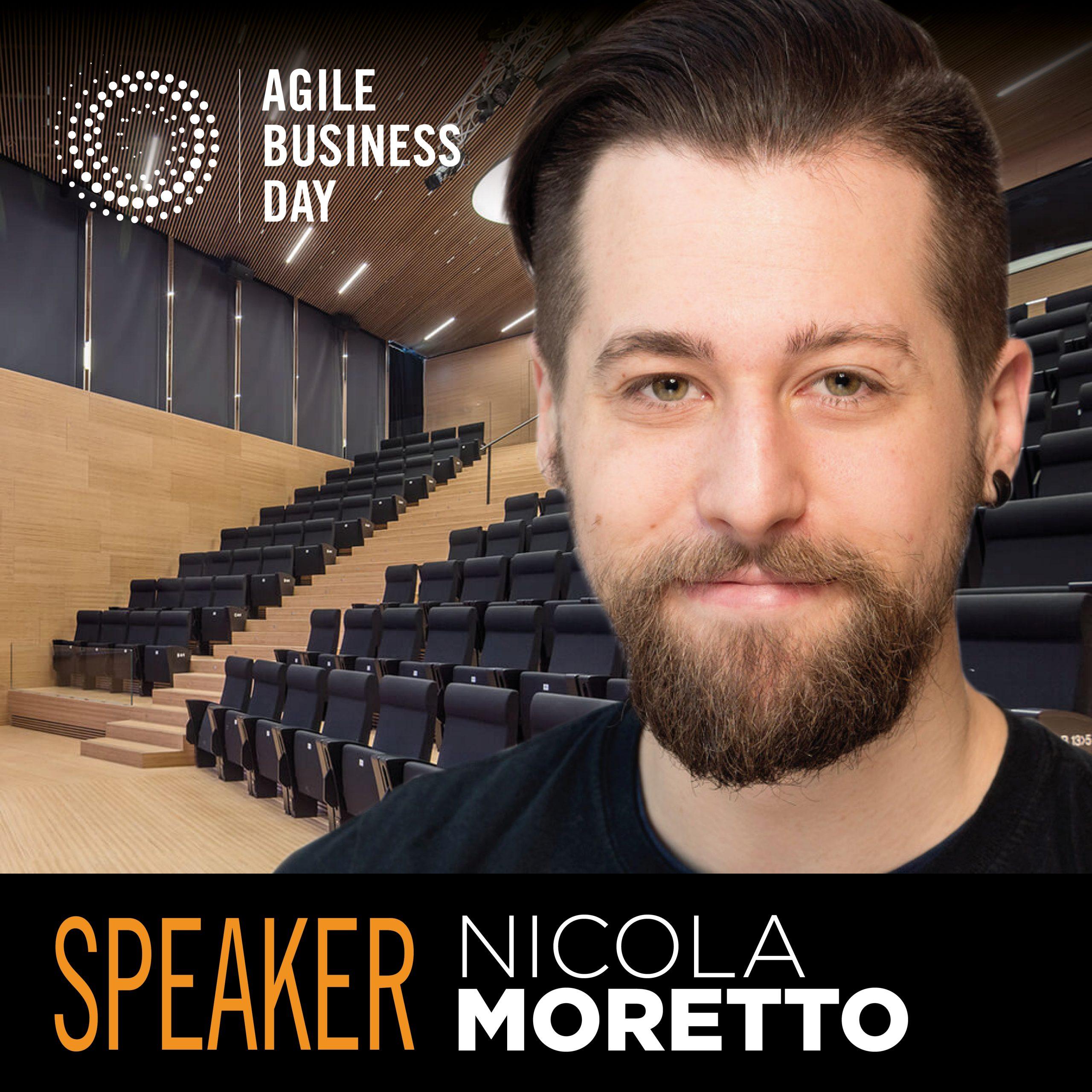 #ABD21 - Nicola Moretto